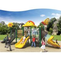 China Dreamy Series Outdoor Playground Equipment With Slide Kids Toys KQ60059A wholesale