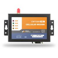 Buy cheap Remote Monitoring GSM Modem AT Commands CWT2300 DC9 ~ 28V With 1 Serial Cable from wholesalers