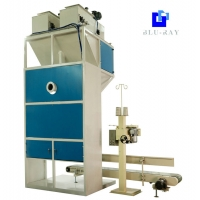 China 1500KG 500-600Bags/Hour Spiral Feed Packing Machine on sale