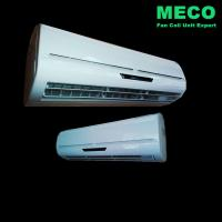 China hi-wall type fan coil unit 600CFM 2 pipe system on sale