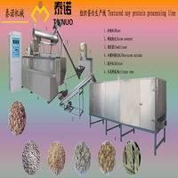 China Soybean protein food processing line Supplier