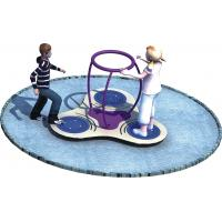 China Colorful outdoor Playground Equipment Spring Toys For Kindergarten Or Public Park wholesale