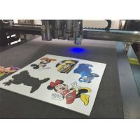 China Forex Foam Board Sign Flatbed Cutter Table System Cutting Machine on sale