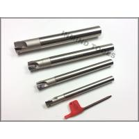 China Straight Shank Indexable Milling Tools With Flat Cut Shank APMT1604 APMT1135 Inserts wholesale