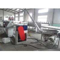 China PET Bottle Recycling Plastic Granules Machine , PP PE Recycling Extrusion Line wholesale
