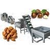 China Drying Hazelnut Cashew Nut Shell Breaking Machine For Industry , 500 Kg/H wholesale