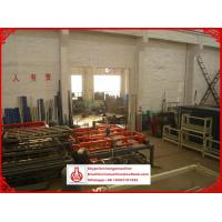 China High Strength Composite Panel Making Machines with Forced Mixing System on sale