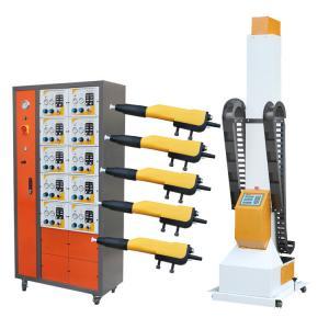 China Metal Material Automatic Powder Coating Machine Digital Display Screen wholesale