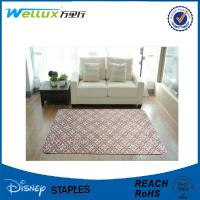 China Anti Fatigue Rubber Floor Mats With 100% Polyester Washable Kitchen Rugs Eco - Friendly wholesale