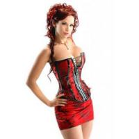China Laced Bust Overbust Corset on sale