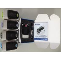 China Colour OLED display YK-80 Fingertip Pulse Oximeter on sale