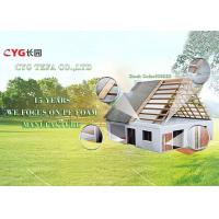 Quality Double Side Reflective Insulation Foam 432N Edge Tearing Resistance Easy To Install for sale