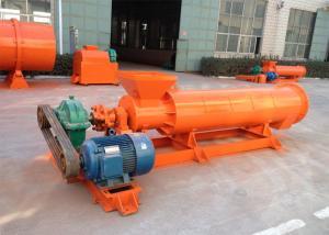 China 6t/H 75kw Organic Fertilizer Granule Making Machine wholesale