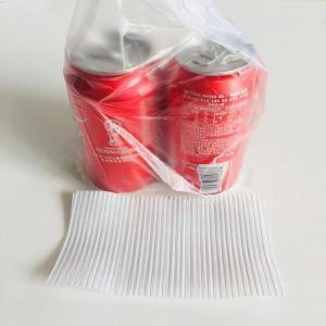 China 10''X15'' Plastic HDPE Produce Bags Vest Handle For Fruit Vegetables wholesale