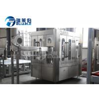 China Shaping Bottle Pure Drinking Water Filling Machine Stainless Steel High Speed wholesale