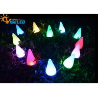 China Colorful Small Solar LED Garden Lights Easy Install For Hanging / Insert / Ground on sale