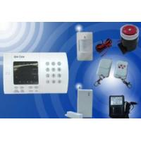 China LED Wireless Burglar Alarm System wholesale