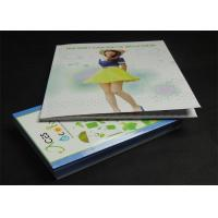 Quality Saddle Stitching Catalogue Printing Service For Company , 4 Color Catalog Printing for sale