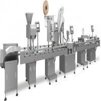 Buy cheap Intelligence Automatic Packaging Machine 20 - 40 bottles / min Speed from wholesalers