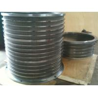Buy cheap cometitive price Screen Basket for Paper Pulping machine from wholesalers