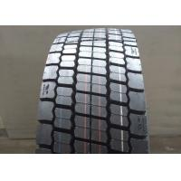 China Durable Highway Truck Tires 12R22.5 9 Inch Rim Width For Driving Axle on sale