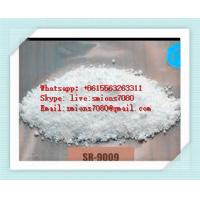 China Fat Burning Pharmaceutical Raw Materials SARMS Powder SR9009 CAS 1379686-30-2 wholesale