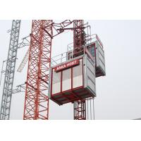 China Industrial Construction Hoist SC200 / 200GZ , CE Approved Building Hoist wholesale