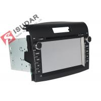 China Back Camera DVR Input 7 Touch Screen Car Audio Video System For Honda CRV 2012 wholesale