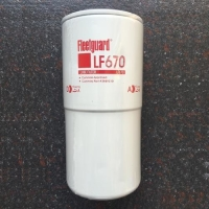 China 286mm Height Fleetguard NT855 Engine Oil Filter wholesale