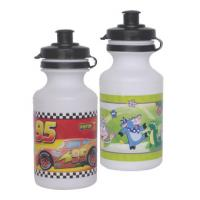 China 300ML Sustainable  PE / PP Material Plastic Water Bottles With  Logos Printed wholesale