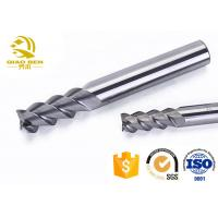 China High Performance Chamfer End Mill Cutter Hss Milling Cutter Anti - Breakage Edge wholesale