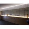 China Kenaf  / PP Fiber Water Resistant Fiber Wall Panels Environmental Friendly For Building Decoration wholesale
