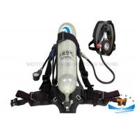 China 30MPa Marine Fire Fighting Equipment Steel Air Breathing Apparatus SCBA wholesale