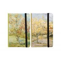 China Padded Custom Journal Printing , Personalised A4 Notebook Print On Demand wholesale