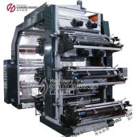 China 6 Color Non-Woven Printing Machine (CH886) on sale