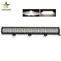 China IP 68 Rate Off Road Led Light Bar 10D Reflector Adjustable Bottom Bracket wholesale