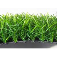 Soft 20mm Fake Synthetic Grass For Landscaping 3 Tone Natural For Dog Running