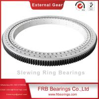 China AB45.3500 Double Row Ball Slewing Ring Bearing for jcb ring gear excav slew ring price list wholesale