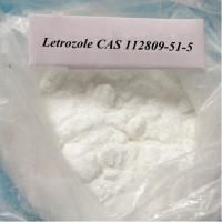 China High Purity Steroids Powders Letrozole Aromatase Inhibitor Antiestrogen Powders CAS 112809-51-5 wholesale