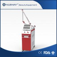 China 10HZ Multifunctional skin rejuvenation tattoo removal q switch nd yag laser on sale