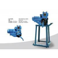 China 0.66-3.55mm Wire Pointing Machine , Electric Motor Wire Drawing Equipment wholesale
