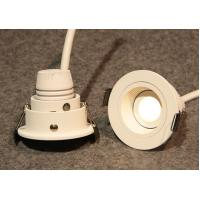 China Ultra Slim CREE Chip Brand White Color OF LED COB Ceiling Spotlight wholesale