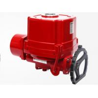 Buy cheap Reliable Electric Rotating Actuator , Aluminum Alloy Electric Rotary Valve Actuator from wholesalers