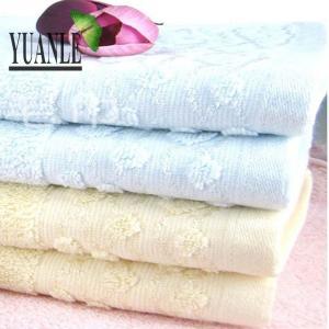 China bamboo fiber yarn bath towel wholesale