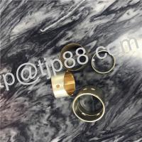 Buy cheap Custonmized Bronze Connecting Rod Bushing Max OD 200mm High Performance from wholesalers