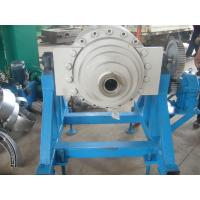 China High efficient Plastic Extrusion Equipment , PVC Pipe Machine With Twin Screw wholesale