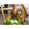 China Jurassic World Playground Life Size Animatronic Robotic Dinosaur Realistic Model wholesale