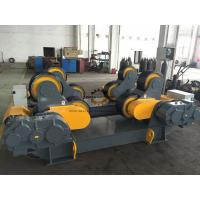China 40 Ton CE Approved Pipe Welding Rotator For Offshore Pipe / Pressure Vessel wholesale