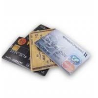 Water Resistant Credit Card USB Drive Customized Pendrive Personalized