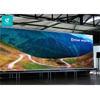 China HD P2.5 Indoor Full Color Led Display Screen For Tv Studio / Stage Events wholesale